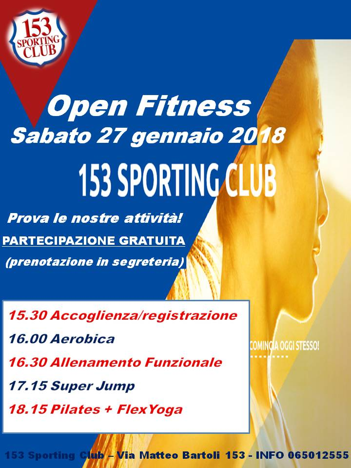 Open Fitness